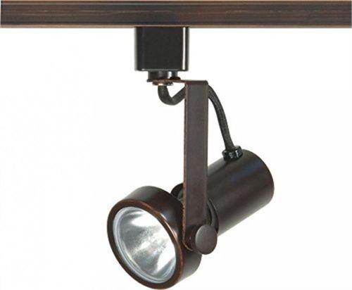 Nuvo Th347 1 Light Par20 Gimbal Ring Track Lighting Head Ebay